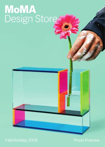 MoMa Design Store reclame folder (geldig t/m 30-11)