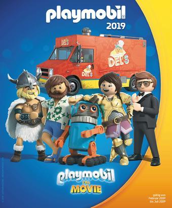 Playmobil Prospekt (bis einschl. 31-07)