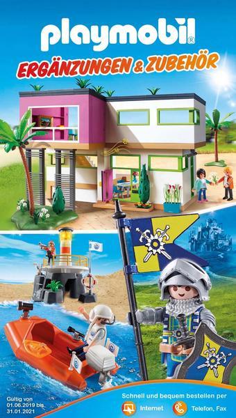 Playmobil Prospekt (bis einschl. 31-01)