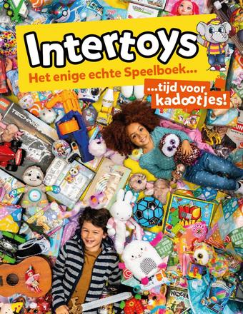 Intertoys reclame folder (geldig t/m 08-12)