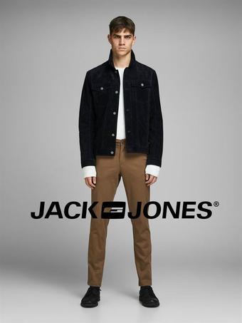 Jack & Jones reclame folder (geldig t/m 07-10)