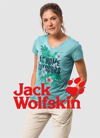 Jack Wolfskin reclame folder (geldig t/m 26-11)