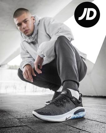 JD Sports reclame folder (geldig t/m 02-12)