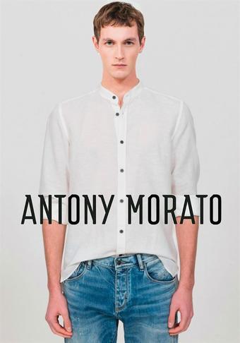 Antony Morato folheto promocional (válido de 10 ate 17 21-09)