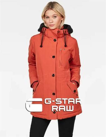 G-Star RAW folheto promocional (válido de 10 ate 17 22-12)