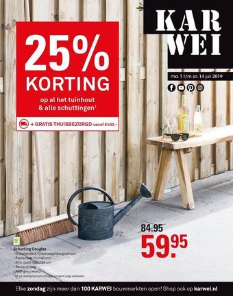 Karwei Folder Alle Aanbiedingen Uit De Nieuwe Karwei Folders