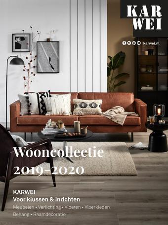 Karwei reclame folder (geldig t/m 30-11)