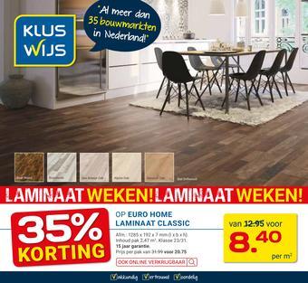 Kluswijs reclame folder (geldig t/m 29-09)