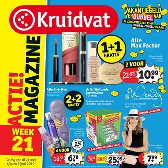 Kruidvat reclame folder (geldig t/m 02-06)