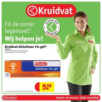 Kruidvat reclame folder (geldig t/m 31-08)