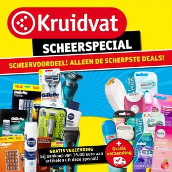 Kruidvat reclame folder (geldig t/m 21-07)