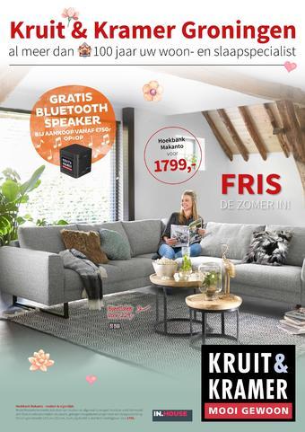 Kruit & Kramer reclame folder (geldig t/m 02-06)