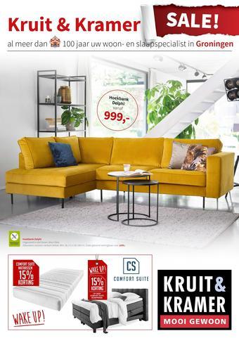 Kruit & Kramer reclame folder (geldig t/m 24-08)