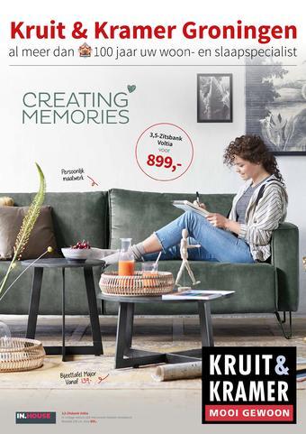Kruit & Kramer reclame folder (geldig t/m 06-10)