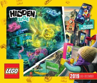 LEGO reclame folder (geldig t/m 31-12)