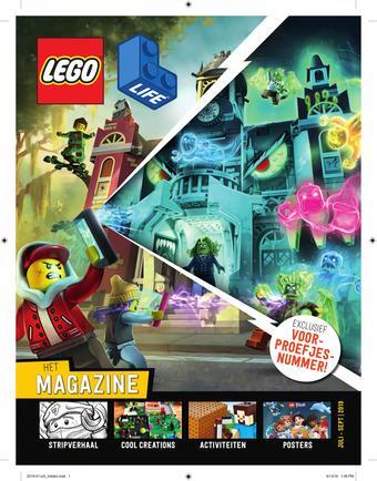 LEGO reclame folder (geldig t/m 30-09)