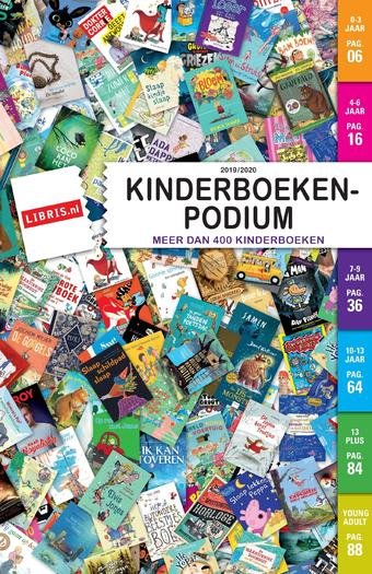 Libris reclame folder (geldig t/m 13-10)
