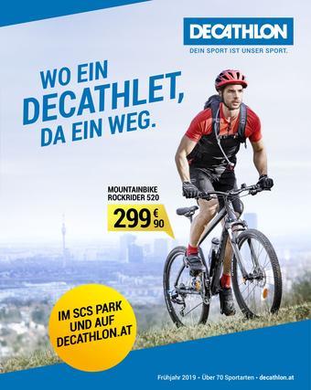 Decathlon Werbeflugblatt (bis einschl. 21-06)