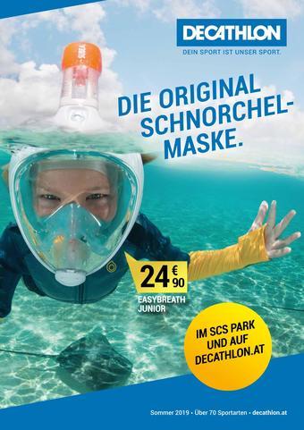 Decathlon Werbeflugblatt (bis einschl. 26-07)