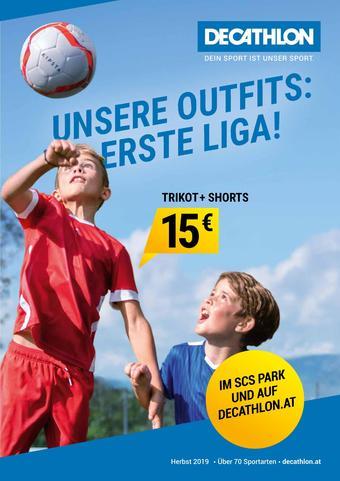 Decathlon Werbeflugblatt (bis einschl. 20-09)