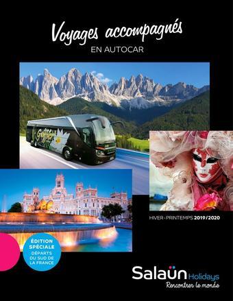 Salaün Holidays catalogue publicitaire (valable jusqu'au 25-05)