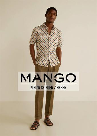 MANGO reclame folder (geldig t/m 17-07)