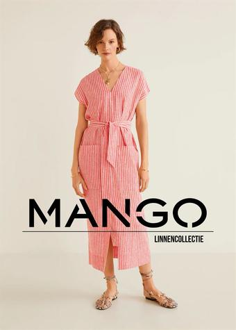 MANGO reclame folder (geldig t/m 13-08)