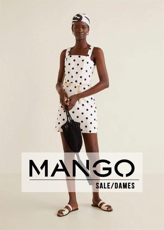 MANGO reclame folder (geldig t/m 31-08)