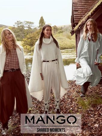 MANGO reclame folder (geldig t/m 02-11)