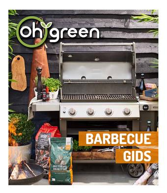 Oh Green reclame folder (geldig t/m 31-08)