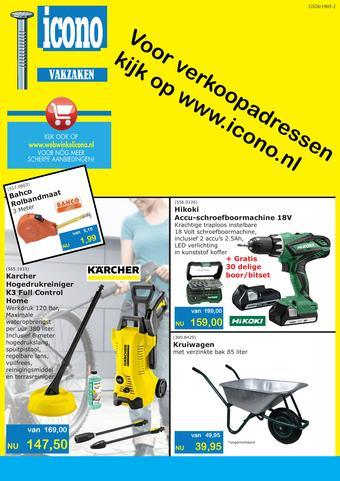 Icono reclame folder (geldig t/m 30-06)