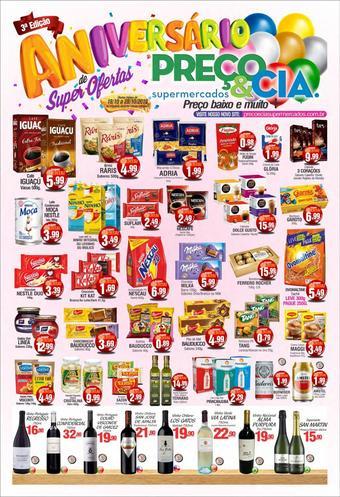 Preço & Cia catálogo promocional (válido de 10 até 17 28-10)