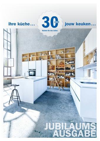 Ihre Küche reclame folder (geldig t/m 30-09)