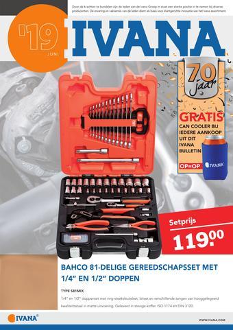 Ivana reclame folder (geldig t/m 30-06)