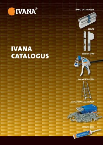 Ivana reclame folder (geldig t/m 31-12)