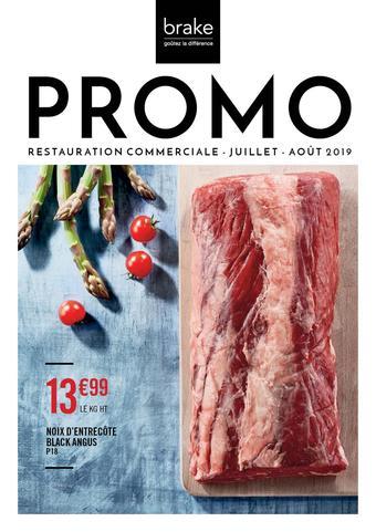 Brake catalogue publicitaire (valable jusqu'au 31-08)