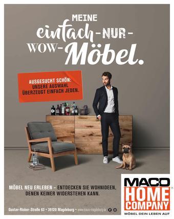 MACO-Möbel Prospekt (bis einschl. 10-09)