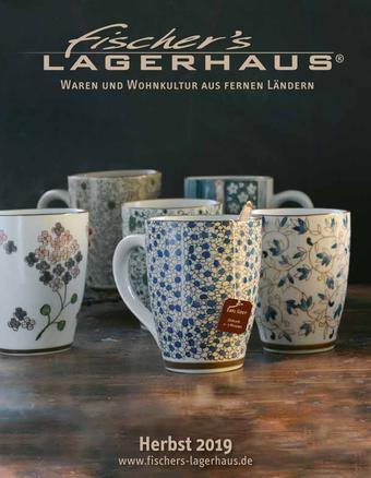 Fischer's Lagerhaus Prospekt (bis einschl. 31-12)