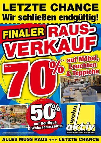 Möbel-Schau Prospekt (bis einschl. 29-09)