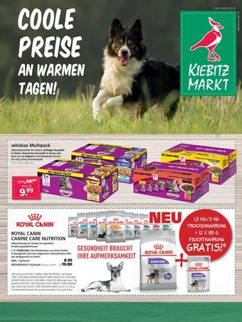 Kiebitzmarkt Prospekt (bis einschl. 02-09)