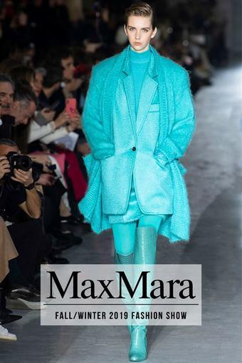 MaxMara reclame folder (geldig t/m 26-09)