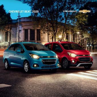 Chevrolet catálogo (válido hasta 30-09)