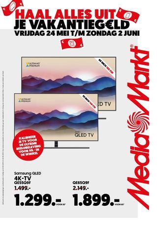 Media Markt reclame folder (geldig t/m 02-06)