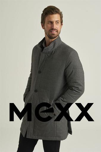 Mexx reclame folder (geldig t/m 18-11)