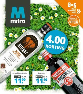 Mitra reclame folder (geldig t/m 01-06)