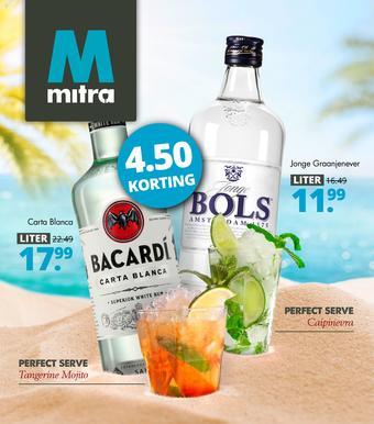 Mitra reclame folder (geldig t/m 29-06)