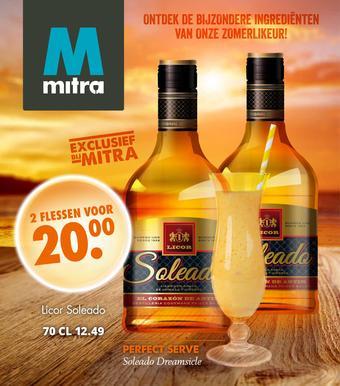 Mitra reclame folder (geldig t/m 27-07)