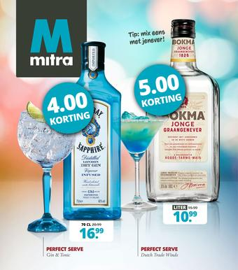 Mitra reclame folder (geldig t/m 24-08)