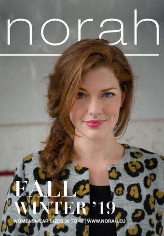 Norah reclame folder (geldig t/m 03-11)