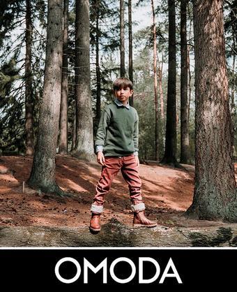 Omoda reclame folder (geldig t/m 16-12)